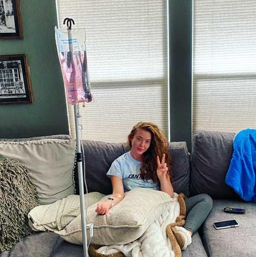 fluid revival iv therapy testimonials austin tx
