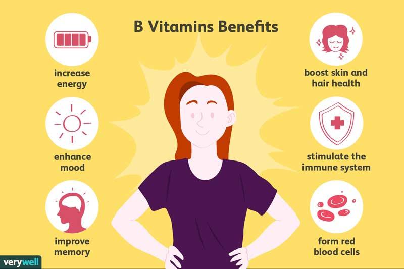 b-12 complex benefits
