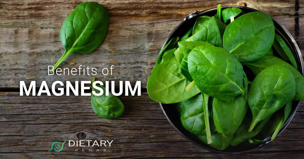 magnesium the master mineral